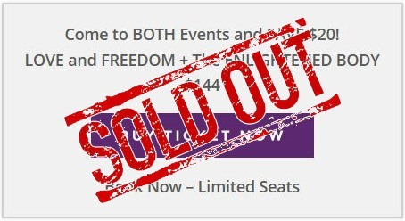 both event sold out